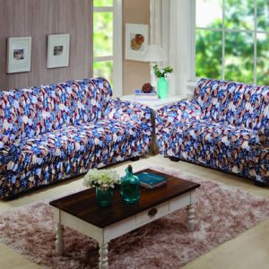 capa de sofá malha