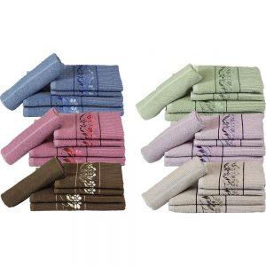 jogo de toalha 5peças